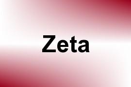 Zeta name image