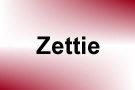 Zettie name image
